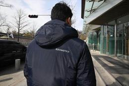 Thông điệp gửi tới Triều Tiên đằng sau dãy số bí ẩn in trên áo quan chức Hàn Quốc