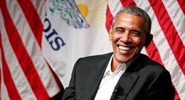 Ông Obama bật mí lời khuyên để ứng viên Dân chủ đánh bại Tổng thống Trump