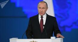 Tổng thống Nga cảnh báo Mỹ triển khai tên lửa tại châu Âu