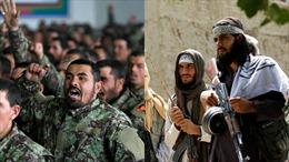 Taliban gia nhập quân đội Afghanistan sẽ là 'dấu chấm hết' cho IS