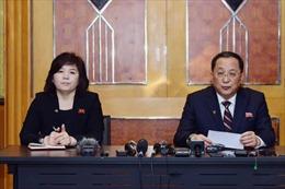 Thông điệp bất ngờ vào phút chót của Chủ tịch Triều Tiên tại khách sạn Metropole