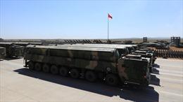 Đức muốn đưa Trung Quốc vào Hiệp ước tên lửa INF