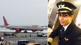 Nữ cơ trưởng Boeing 777 trẻ nhất thế giới truyền cảm hứng cho thế hệ tương lai