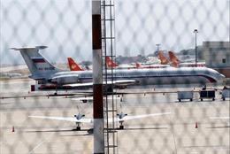 Máy bay quân sự Nga chở gần 100 binh sĩ tới Venezuela