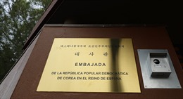 Lộ bằng chứng kẻ cướp Đại sứ quán Triều Tiên ở Tây Ban Nha có liên hệ với FBI