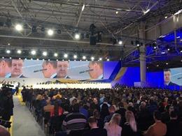 'Ông chủ' Điện Kremlin liên tục được nhắc tên trong chiến dịch bầu cử ở Ukraine