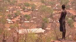 Xót xa số phận gần 40.000 trẻ em Nam Sudan mồ côi cha mẹ vì nội chiến