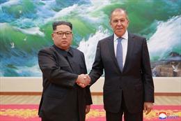 Rộ tin hội nghị thượng đỉnh Nga-Triều Tiên, Mỹ cử vội phái đoàn sang Moskva