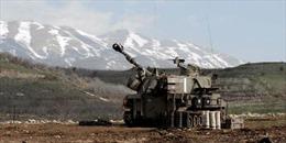 Xe tăng Israel vượt qua vùng phi quân sự, tiến vào lãnh thổ Syria