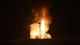 Mỹ thử thành công ICBM Minuteman-III có khả năng mang đầu đạn hạt nhân