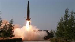 Mỹ phóng tên lửa đạn đạo liên lục địa gần như cùng lúc với Triều Tiên