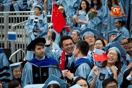 Lo 'bẫy tình báo', Mỹ muốn siết chặt thị thực với sinh viên, học giả Trung Quốc
