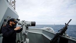 Vì sao Tây Ban Nha bất ngờ rút chiến hạm khỏi nhóm tàu tấn công của Mỹ?