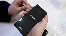Huawei ngưng một vài dây chuyền sản xuất điện thoại vì bị Mỹ cấm vận
