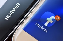 Điện thoại mới của Huawei không còn Facebook, WhatsApp hay Instagram