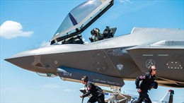 Mỹ chấm dứt huấn luyện bay F-35 cho phi công Thổ Nhĩ Kỳ