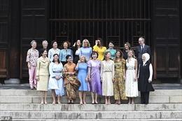 Một ngày vãn cảnh chùa của các phu nhân, phu quân lãnh đạo G20