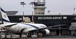 Hàng loạt máy bay bất ngờ mất tín hiệu GPS tại Israel