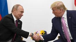 Nga-Mỹ đánh giá cao cuộc hội đàm giữa Tổng thống Putin và Tổng thống Trump bên lề Thượng đỉnh G20