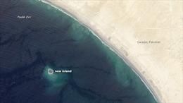 Ấn Độ Dương 'nuốt chửng' hòn đảo ngoài khơi Pakistan