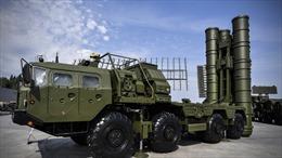Lô tên lửa S-400 đầu tiên của Nga đã tới Thổ Nhĩ Kỳ