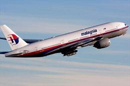 Lô hàng bí ẩn được thêm vào danh sách sau khi máy bay MH370 cất cánh