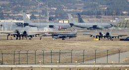 Thổ Nhĩ Kỳ dùng căn cứ Incirlik để đáp trả nếu Mỹ trừng phạt