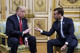Bị Pháp trừng phạt thuế, Tổng thống Trump trả đũa ra sao?