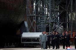 Sức mạnh đáng gờm của tàu ngầm Triều Tiên thế hệ mới