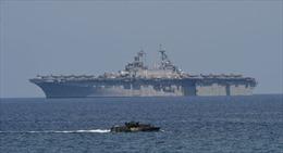 Mỹ sẽ làm gì khi Trung Quốc gây bất ổn châu Á-Thái Bình Dương?
