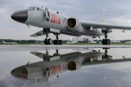 Trung Quốc trang bị tên lửa siêu thanh hiện đại cho máy bay ném bom H-6K