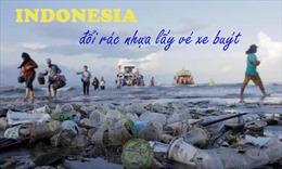 Đổi chai lọ nhựa lấy vé xe buýt - sáng kiến giảm thiểu rác thải