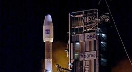 Quân đội Mỹ phát hiện tên lửa châu Âu nổ tung trong không gian
