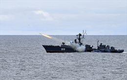 Hải quân Nga tập trận bắn đạn thật qui mô lớn tại biển Barents