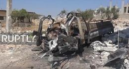 Quân đội Syria hoàn toàn kiểm soát thị trấn chiến lược tại Idlib