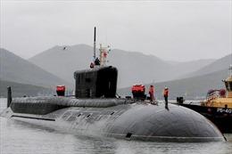 Hải quân Nga sẽ nhận thêm 6 tàu ngầm mới trong năm 2020