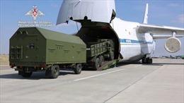 Giữa căng thẳng với Mỹ, Thổ Nhĩ Kỳ nhận tiếp lô hàng S-400 thứ hai từ Nga