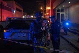 Tấn công bom xăng nhằm vào quán bar miền Đông Mexico, 23 người thiệt mạng