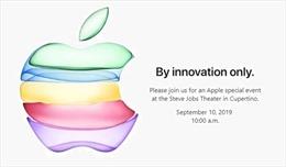 Apple trình làng 3 mẫu iPhone mới trong tháng 9