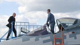 Thổ Nhĩ Kỳ không loại trừ phương án mua Su-57 Nga thay F-35 Mỹ