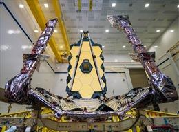 NASA hoàn thành lắp ráp kính viễn vọng khổng lồ săn người ngoài hành tinh