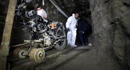 Băng đảng Mexico tranh giành đường hầm ma túy triệu đô