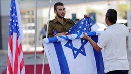 Mỹ-Israel cân nhắc khả năng ký hiệp ước phòng thủ chung
