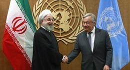 Tổng thống Iran ủng hộ dời trụ sở Liên hợp quốc khỏi nước Mỹ