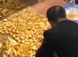 Cựu Thị trưởng ở Trung Quốc giấu 13,5 tấn vàng và 37 tỷ USD dưới hầm bí mật