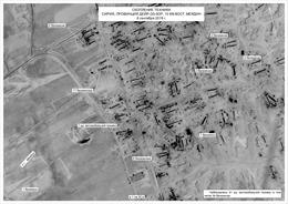 Quân đội Nga công bố hình ảnh vệ tinh tố Mỹ buôn lậu dầu Syria