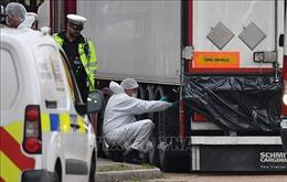 Đẩy nhanh xác minh quốc tịch, danh tính nạn nhân vụ 39 thi thể trong xe tải ở Anh