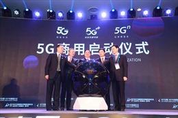 Trung Quốc bắt đầu cung cấp dịch vụ 5Gthương mại