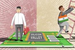 Lập trình viên Trung Quốc lép vế trước đồng nghiệp Ấn Độ tại Thung lũng Silicon