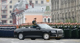 Binh sĩ Mỹ được mời tới Nga dự Lễ diễu binh Ngày Chiến thắng